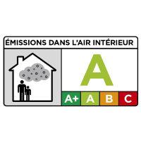 logo émission air intérieur